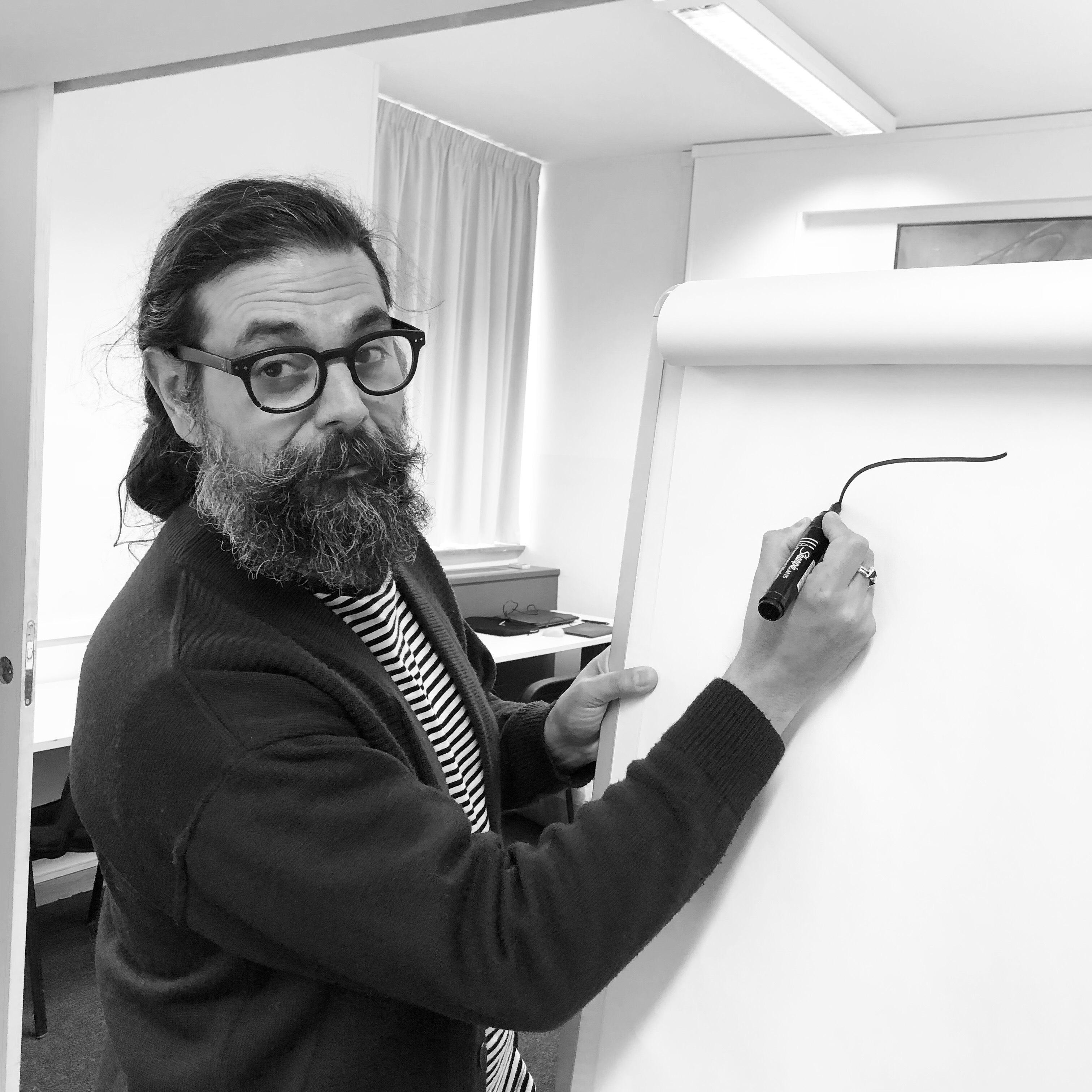 TheSIGN Academy intervista Francesco Frongia