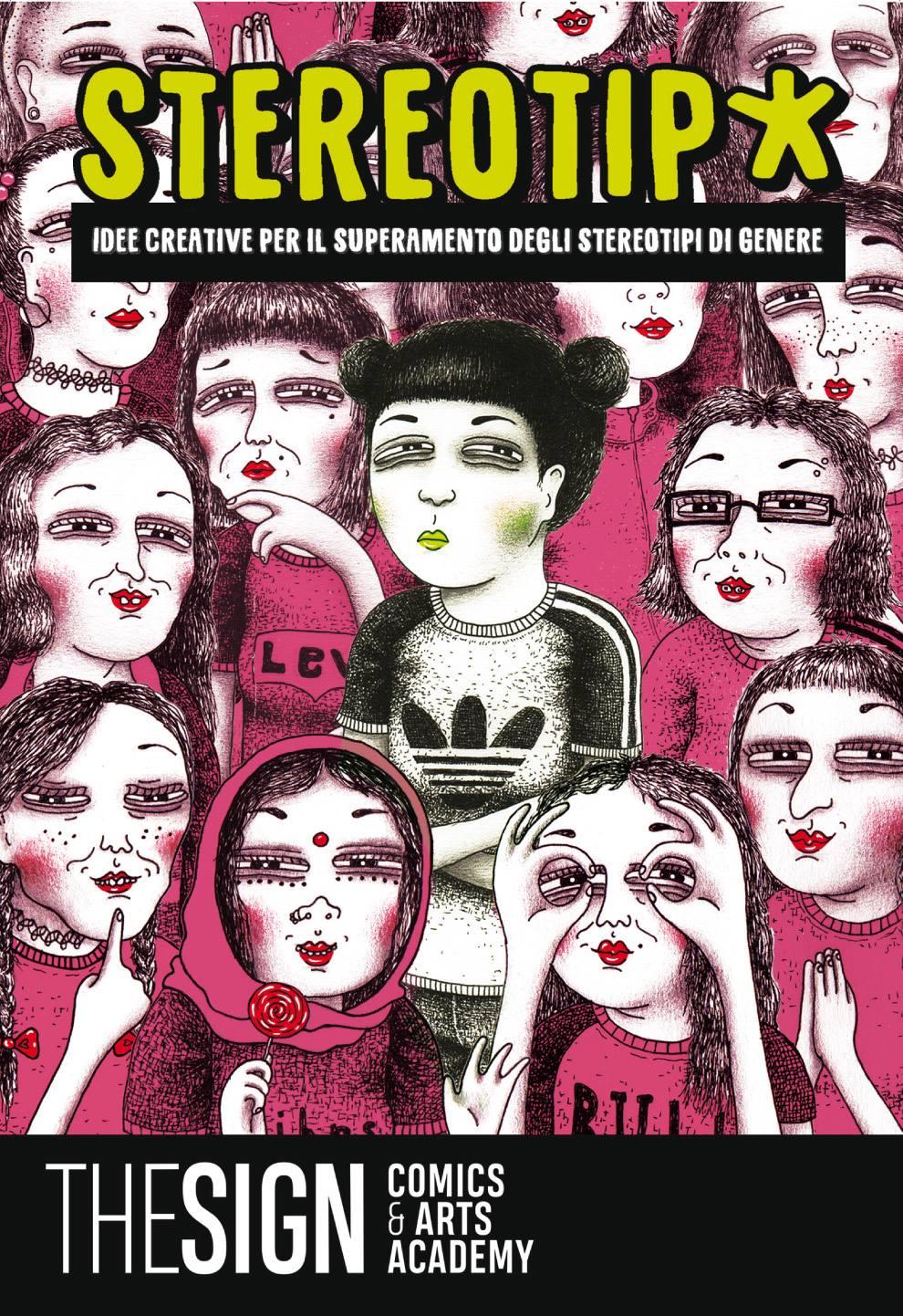 Stereotip* – idee creative per il superamento degli stereotipi di genere