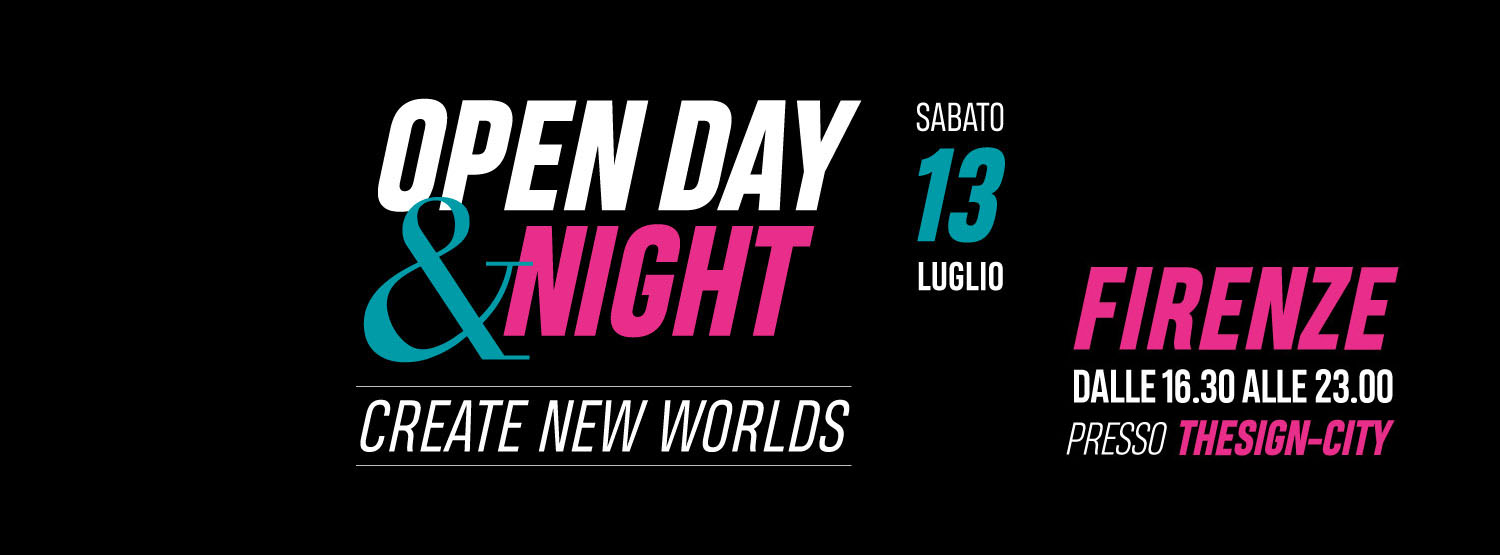 Open Day & Night