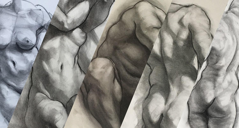 Luci e Ombre nel Disegno dal Vero – Workshop di Richard Smitheman
