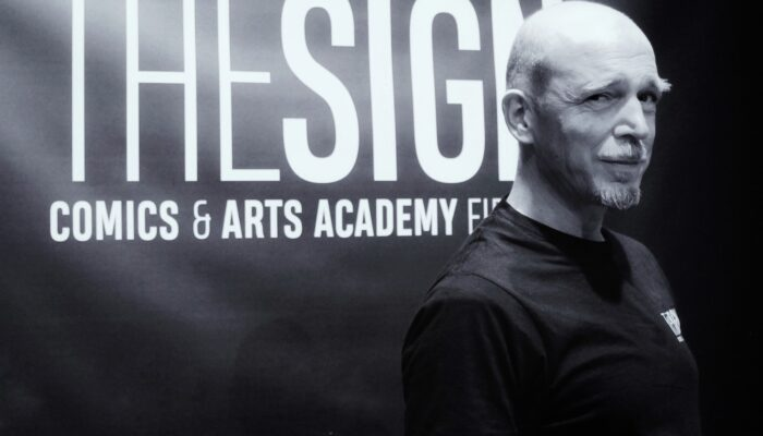 TheSIGN Academy intervista Francesco Petracchi