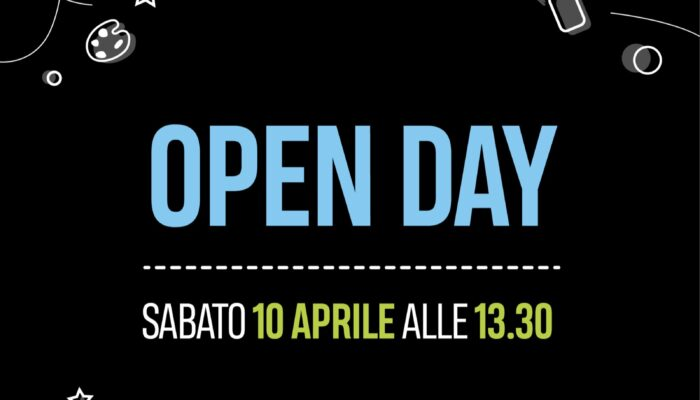 Open Day 10 Aprile – TheSIGN Academy